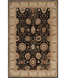 RugStudio presents Surya Clifton CLF-1020 Jet Black Hand-Tufted, Good Quality Area Rug