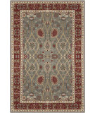 RugStudio presents Surya Clifton CLF-1028 Neutral / Violet (purple) / Green Area Rug