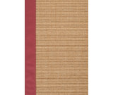 RugStudio presents Surya Clinton CLN-9003 Burgundy Woven Area Rug