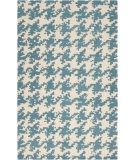 RugStudio presents Surya Calypso CLP-5002 Teal Hand-Knotted, Good Quality Area Rug