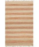 RugStudio presents Surya Claire Clr-4004 Burnt Orange Woven Area Rug