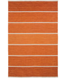 RugStudio presents Surya Calvin Clv-1044 Rust Woven Area Rug