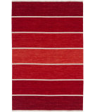 RugStudio presents Surya Calvin Clv-1046 Burgundy Woven Area Rug