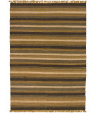 RugStudio presents Surya Camel Cme-2001 Chocolate Flat-Woven Area Rug