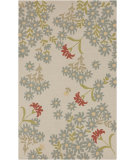 RugStudio presents Surya Cannes CNS-5404 Ivory Hand-Hooked Area Rug