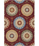 RugStudio presents Surya Centennial CNT-1050 Cherry Hand-Tufted, Good Quality Area Rug