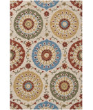RugStudio presents Surya Centennial CNT-1051 Gold Hand-Tufted, Good Quality Area Rug