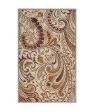 RugStudio presents Surya Centennial CNT-1059 Parchment Hand-Tufted, Good Quality Area Rug