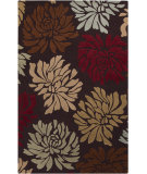 RugStudio presents Surya Centennial CNT-1092 Burgundy Hand-Tufted, Good Quality Area Rug