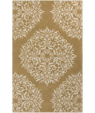 RugStudio presents Surya Centennial CNT-1093 Neutral Hand-Hooked Area Rug