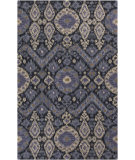 RugStudio presents Surya Centennial CNT-1094 Neutral / Violet (purple) / Blue Area Rug
