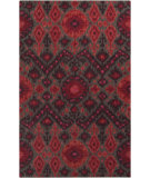 RugStudio presents Surya Centennial CNT-1095 Neutral / Red / Violet (purple) Area Rug