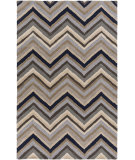 RugStudio presents Surya Centennial Cnt-1108 Gray Hand-Hooked Area Rug
