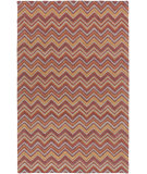 RugStudio presents Surya Centennial Cnt-1111 Mauve Hand-Hooked Area Rug
