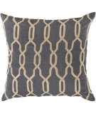 RugStudio presents Surya Pillows COM-001 Teal/Beige