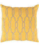 RugStudio presents Surya Pillows COM-004 Yellow