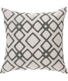 RugStudio presents Surya Pillows COM-017 Charcoal/Ivory
