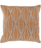 RugStudio presents Surya Pillows COM-024 Burnt Orange