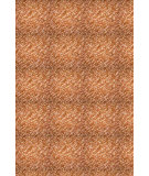 RugStudio presents Surya Confetti CONFETT-10 Burnt Orange Woven Area Rug