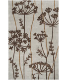 RugStudio presents Rugstudio Sample Sale 27087R Gray Hand-Tufted, Better Quality Area Rug