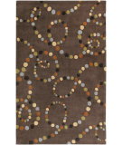 RugStudio presents Surya Cosmopolitan Cos-8858 Taupe Hand-Tufted, Better Quality Area Rug