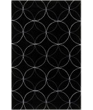 RugStudio presents Rugstudio Sample Sale 28644R Jet Black Hand-Tufted, Better Quality Area Rug