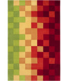 RugStudio presents Surya Cosmopolitan Cos-9076 Bright Chartreuse Hand-Tufted, Best Quality Area Rug
