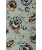RugStudio presents Surya Cosmopolitan Cos-9091 Mediterranean Blue Hand-Tufted, Best Quality Area Rug
