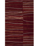 RugStudio presents Surya Cosmopolitan Cos-9094 Burnt Sienna Hand-Tufted, Best Quality Area Rug