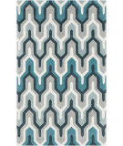 RugStudio presents Surya Cosmopolitan COS-9175 Ice Blue Hand-Tufted, Best Quality Area Rug