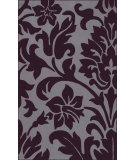 RugStudio presents Surya Cosmopolitan COS-9195 Prune Purple Hand-Tufted, Best Quality Area Rug