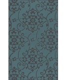 RugStudio presents Surya Cosmopolitan COS-9202 Slate Blue Hand-Tufted, Best Quality Area Rug