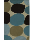 RugStudio presents Surya Cosmopolitan COS-9204 Ivory Hand-Tufted, Best Quality Area Rug