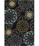RugStudio presents Surya Cosmopolitan COS-9205 Espresso Hand-Tufted, Best Quality Area Rug