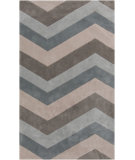RugStudio presents Surya Cosmopolitan COS-9216 Gray / Blue Hand-Tufted, Best Quality Area Rug
