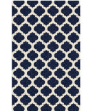 RugStudio presents Surya Cosmopolitan COS-9226 Ivory / Blue Hand-Tufted, Best Quality Area Rug