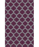 RugStudio presents Surya Cosmopolitan COS-9228 Gray / Violet (purple) Hand-Tufted, Best Quality Area Rug