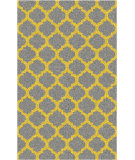 RugStudio presents Surya Cosmopolitan COS-9229 Gray / Yellow Hand-Tufted, Best Quality Area Rug