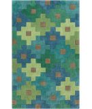 RugStudio presents Surya Cosmopolitan COS-9230 Green Hand-Tufted, Best Quality Area Rug