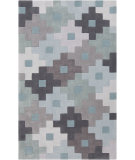 RugStudio presents Surya Cosmopolitan COS-9231 Charcoal / Gray Hand-Tufted, Best Quality Area Rug