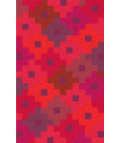 RugStudio presents Surya Cosmopolitan COS-9232 Pink / Violet (purple) Hand-Tufted, Best Quality Area Rug