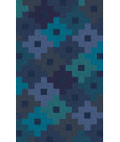 RugStudio presents Surya Cosmopolitan COS-9233 Blue / Green Area Rug