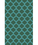 RugStudio presents Surya Cosmopolitan Cos-9242 Teal Hand-Tufted, Good Quality Area Rug