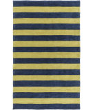 RugStudio presents Surya Cosmopolitan Cos-9249 Navy Hand-Tufted, Good Quality Area Rug