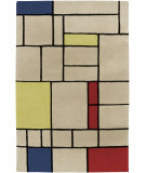 RugStudio presents Surya Cow Parade COW-1012 Beige/Multi Hand-Tufted, Best Quality Area Rug