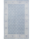 RugStudio presents Surya Cappadocia Cpp-5001 Navy Hand-Knotted, Good Quality Area Rug