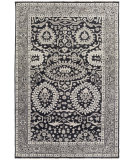 RugStudio presents Surya Cappadocia Cpp-5003 Black Hand-Knotted, Good Quality Area Rug