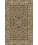 RugStudio presents Surya Crowne CRN-6010 Dark Tan Hand-Tufted, Best Quality Area Rug