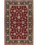 RugStudio presents Surya Crowne CRN-6013 Burgundy Hand-Tufted, Best Quality Area Rug