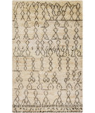 RugStudio presents Surya Casablanca Csb-7000 Mocha Hand-Knotted, Good Quality Area Rug